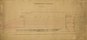 1852 Paddington Station (New). 17 March 1852