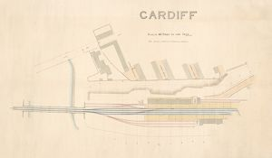 Cardiff Central (Selection of 6 Items)