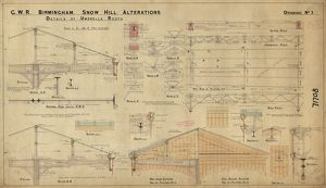 Birmingham Snow Hill (Selection of 4 Items)