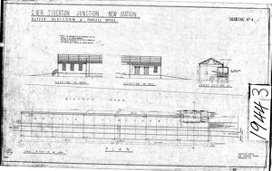 G.W.R Tiverton Junction New Station [N.D]