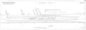 North London Railway - South Bromley Station General Plan [N.D]