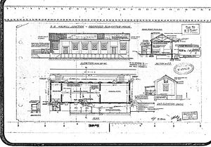 S. R. Halwill Junction - Proposed Slaughter - House.