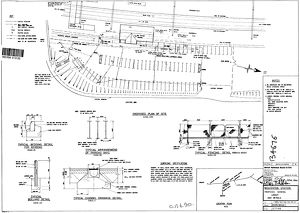 Wolverton Station Proposed General Layout [1988]
